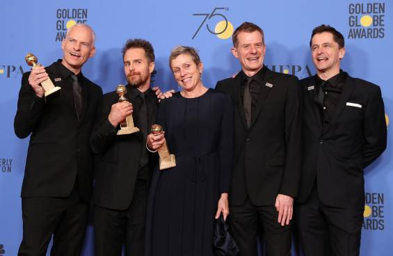Elenco de la película Three Billboards Outside Ebbing, Missouri