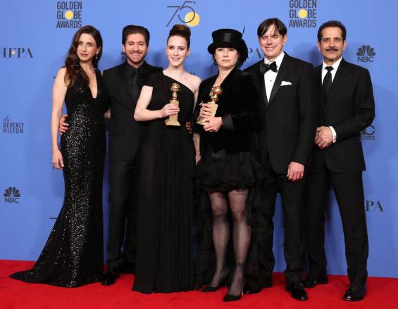 Elenco de The Marvelous Mrs. Maisel