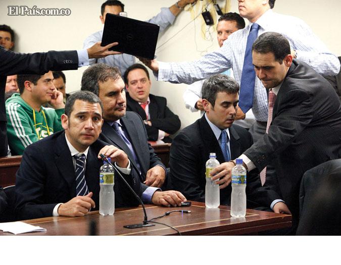 Aplazan audiencia de acusaci n en contra de los nule for Juzgados de paloquemao