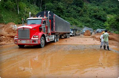 Más de 70 mil toneladas están represadas en Buenaventura