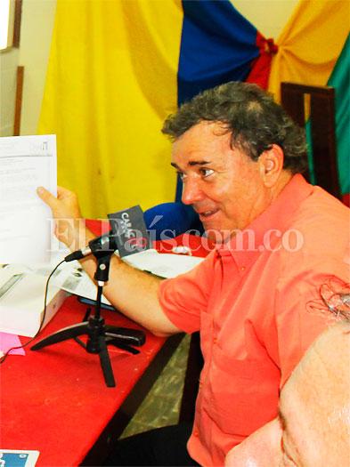 Investigan asesinato de gerente de emisora Radio Guadalajara de ... - El Pais - Cali Colombia