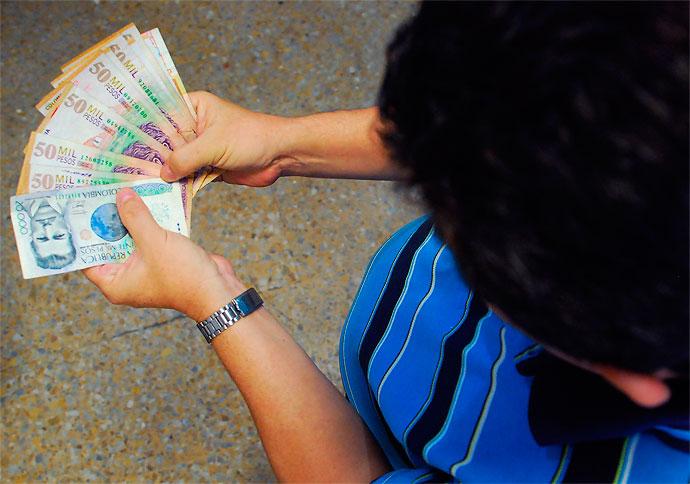 El Salario Minimo Para Colombia 2014   Autos Post