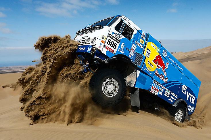 Tripulaciones colombianas presentes en el Rally Dakar 2016