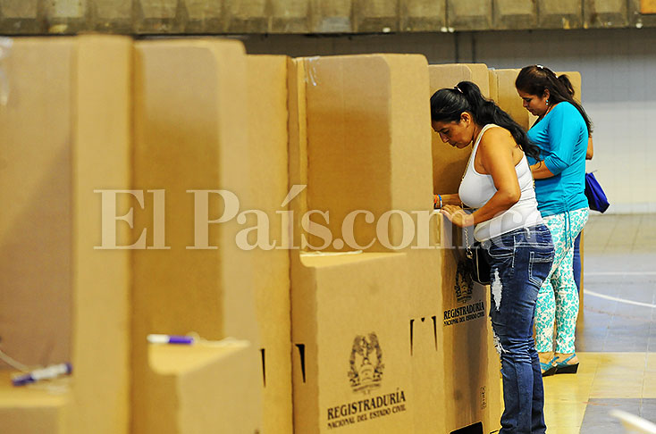 Desde Este Lunes Los Colombianos En El Exterior Podr N Votar La Segunda Vuelta Elecciones