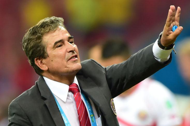 Jorge Luis Pinto Seleccion Colombia Jorge Luis Pinto se Compromete