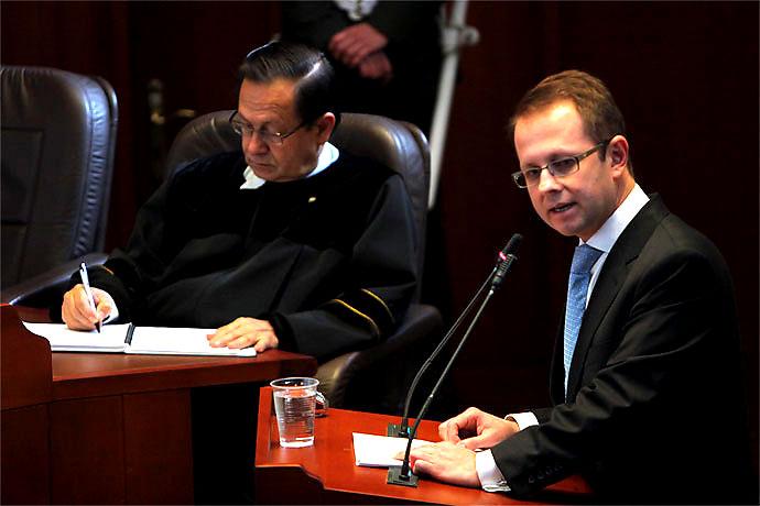 Rechaza solicitud de Andrés Felipe Arias para no ser extraditado a Colombia