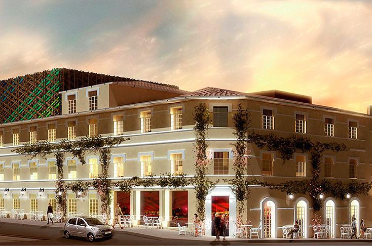 Hotel La Sagrada Familia Cali