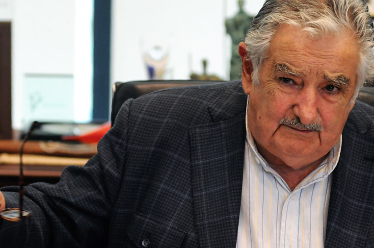 """Mujica: """"Maduro está loco como una cabra"""""""