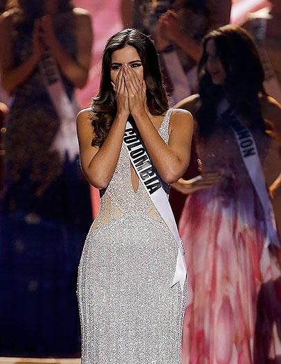 Miss Universo Colombiana Miss Universo Paulina Vega