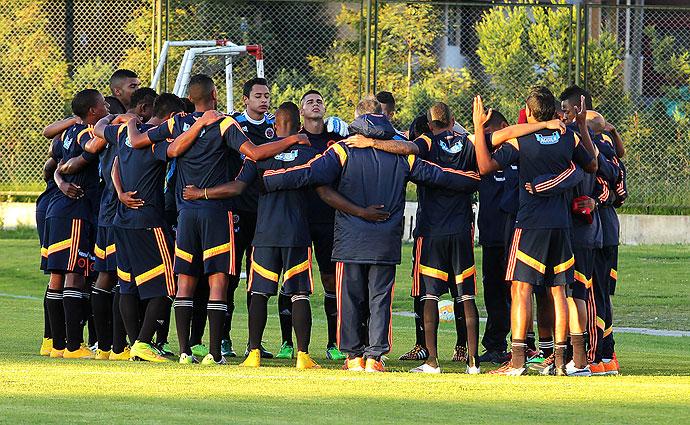 Colombia Sub 20 Hoy: La Selección Colombia Sub 20, A Defender Su Corona