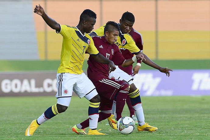 Colombia Sub 20: Selección Colombia Sub 20 Desafía Al Favorito Brasil