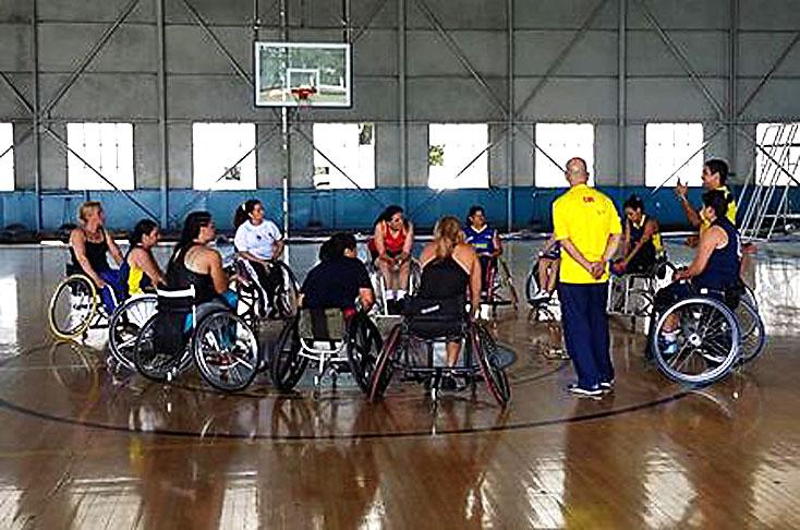 Cali ser sede de suramericano de baloncesto en silla de ruedas deportes el pa s - Baloncesto silla de ruedas ...