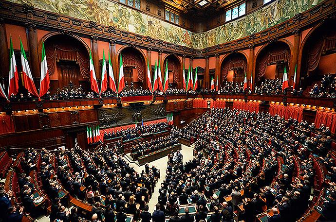 Italia aprueba nueva ley electoral internacional el pa s for Stage parlamento italiano