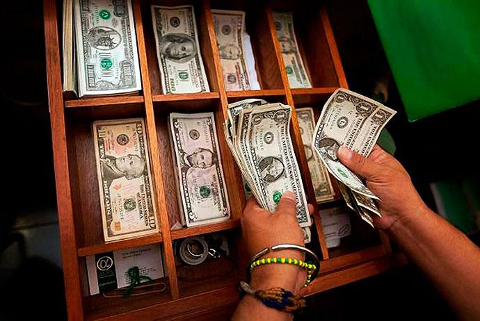 ¿Colombia tendrá un dólar a $3.000?