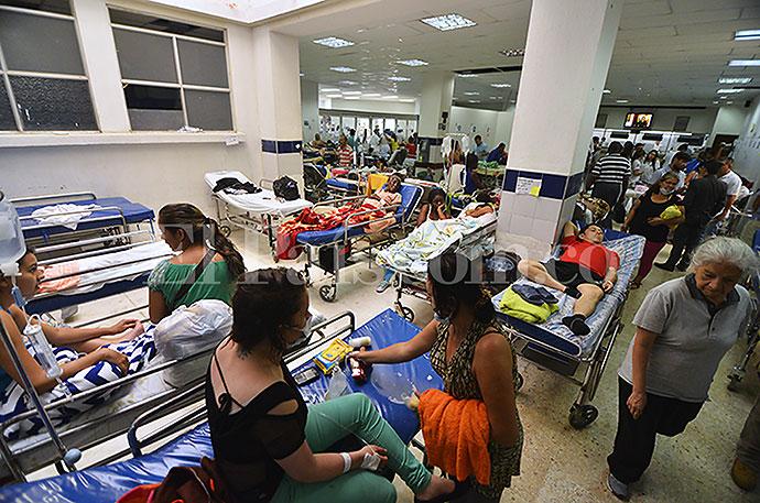 Caracol Tv Sala De Urgencias ~ Aunque en esta sala de Urgencias hay caleños, una gran cantidad de