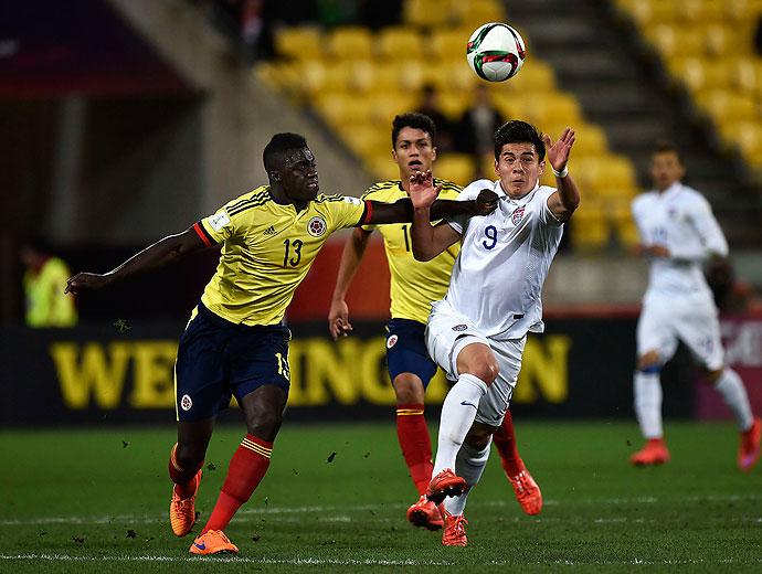 Colombia perdió contra Estados Unidos y se despidió del ...