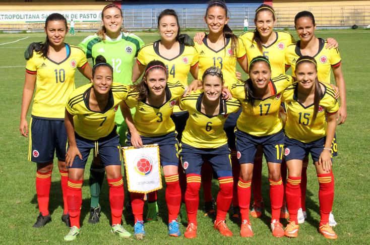 Llega el mundial femenino con la ilusi 243 n de la selecci 243 n colombia