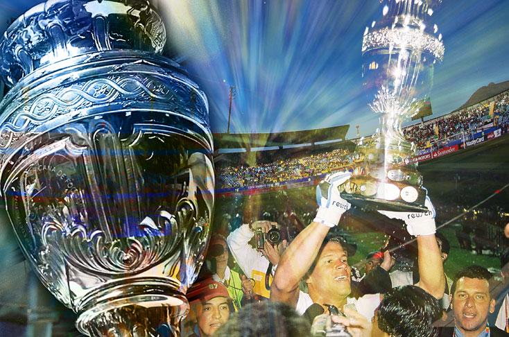 Chile propondrá jugar Copa América Centenario en cuatro países de Suramérica