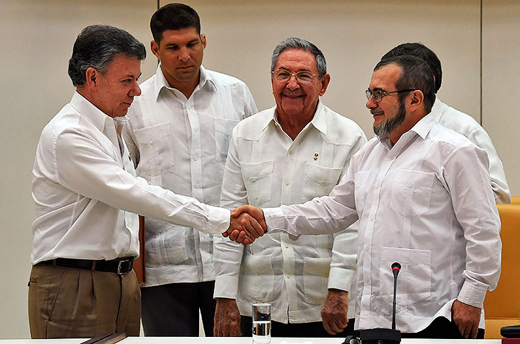 Conozca qué ganaría Colombia tras la firma de la paz con las Farc