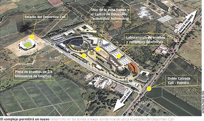 En Colombia se construirán otras diez zonas francas
