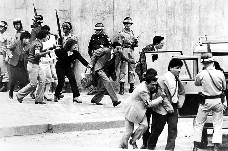 Armero, la tragedia que eclipsó el drama del Palacio de Justicia