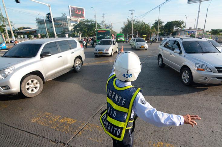 Policía no cumplirá funciones de tránsito en Cali