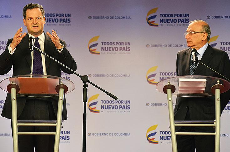 Santos celebra el apoyo de la ONU a la paz en Colombia