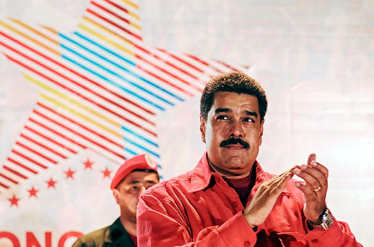 Luz verde para avanzar en el referendo contra Maduro