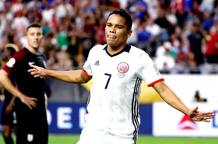 Colombia en ascenso en las eliminatorias