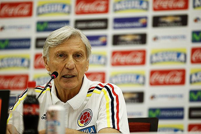 José Pekerman anunció convocados ante Paraguay y Uruguay