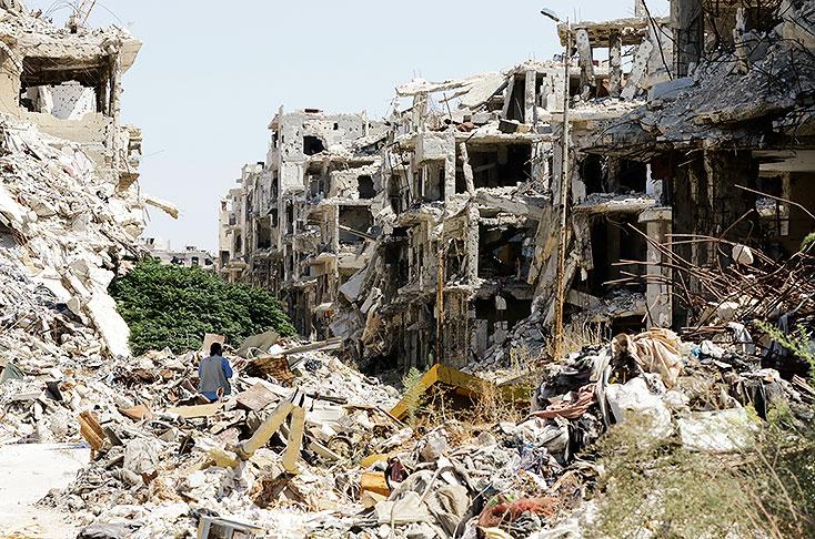 Ejército sirio sigue su ofensiva contra los rebeldes en Alepo
