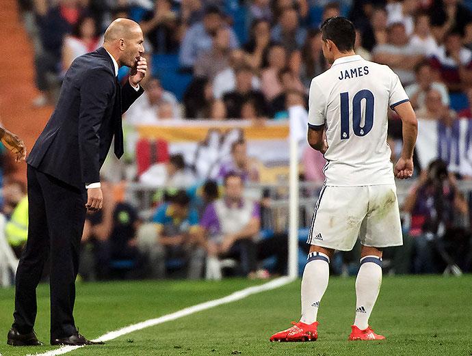 Real Madrid: Zinedine Zidane aclara su problema con Cristiano Ronaldo