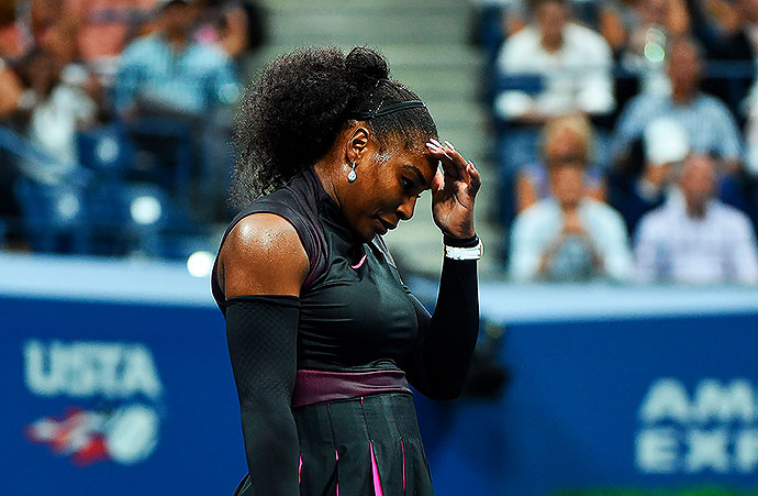 Serena Williams sobre la violencia policial: