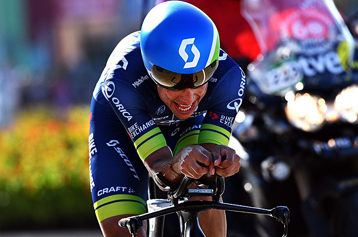 Ganó el ciclista colombiano Nairo Quintana — Vuelta España