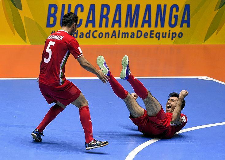 ¡Histórico! Argentina se clasificó a la final del Mundial de Futsal