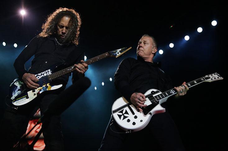 Metallica volverá a Quito en octubre — ECUADOR