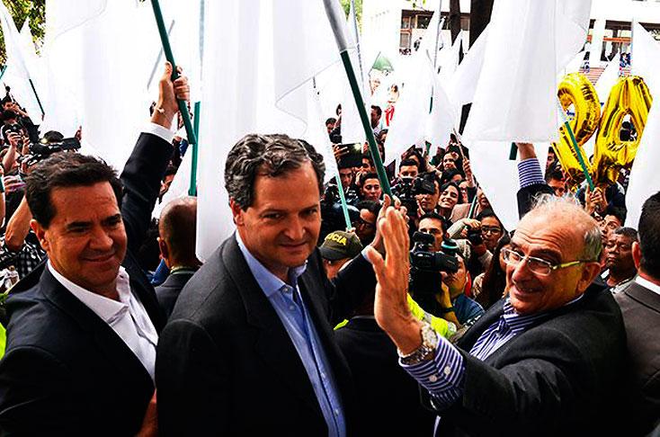 De la Calle invitó a conversar a Álvaro Uribe y Andrés Pastrana