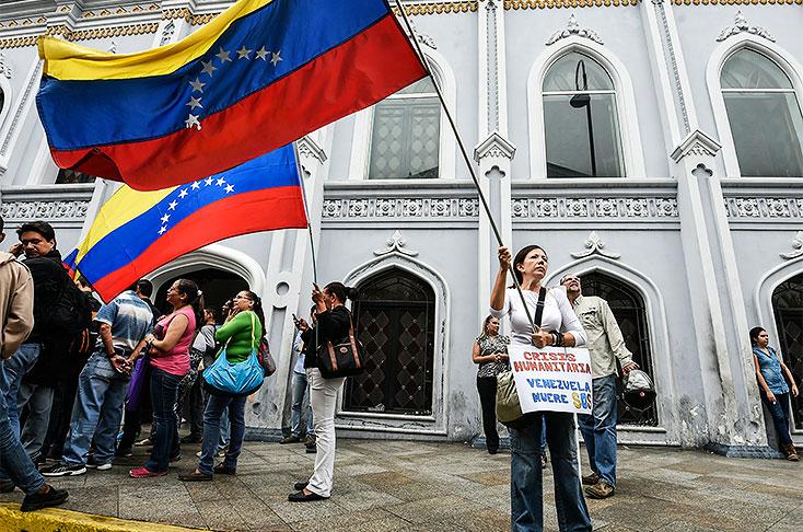 Tribunales venezolanos anulan activación del proceso revocatorio en 2 estados