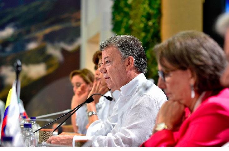 Países asistentes a Cumbre Iberoamericana respaldan diálogo en Venezuela