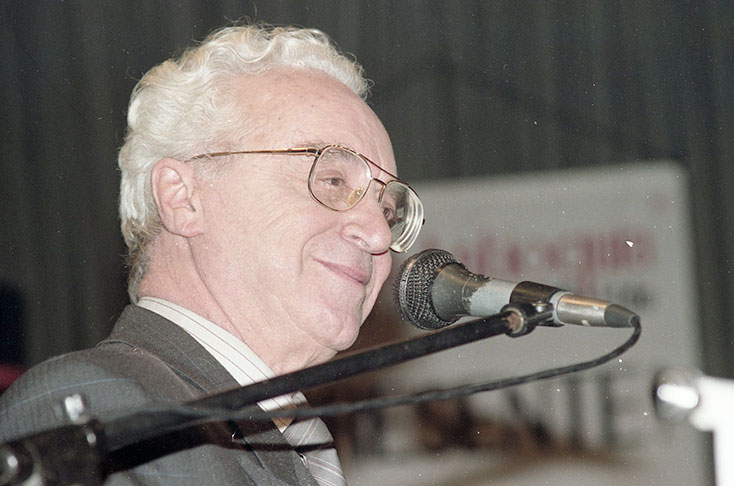 Falleció el actor y director Fausto Cabrera