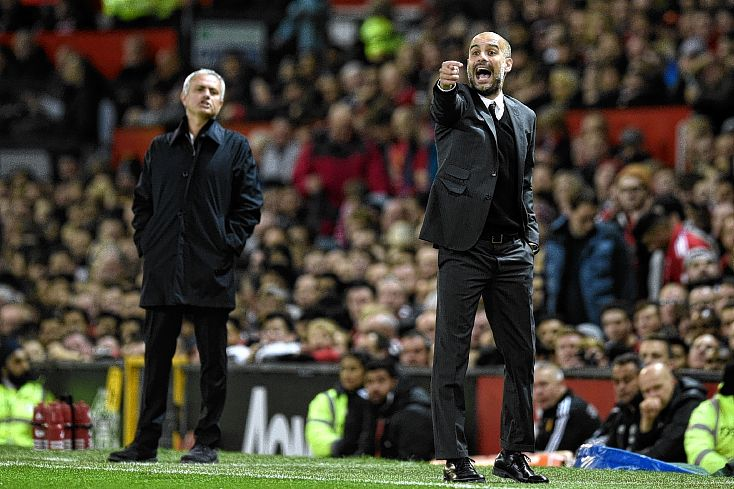 Manchester United eliminó al City en Copa Inglesa
