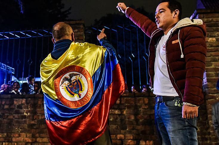 Pacto Colombia-FARC: Presidente Santos y Uribe reaccionan satisfechos tras sorpresiva reunión