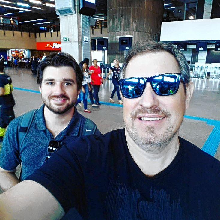 Más de 20 periodistas viajaban en el avión de Chapecoense