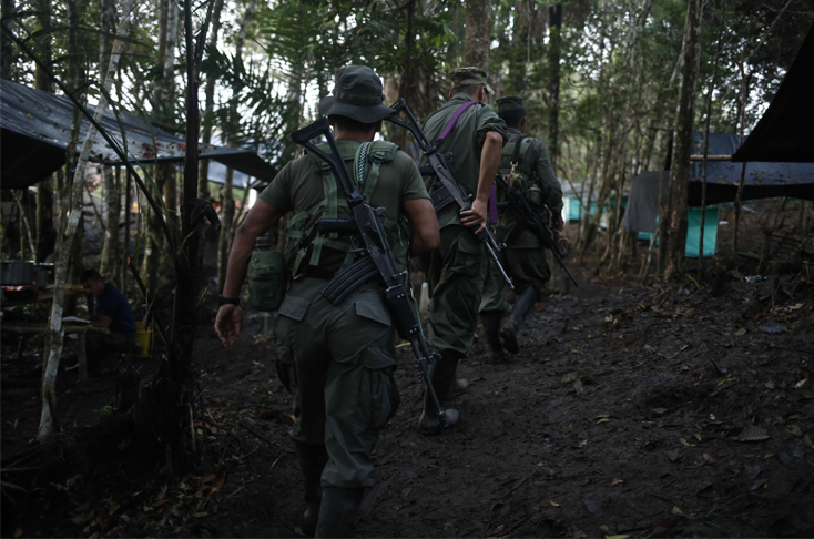 Fuerzas Militares y Farc violaron protocolos del cese el fuego bilateral