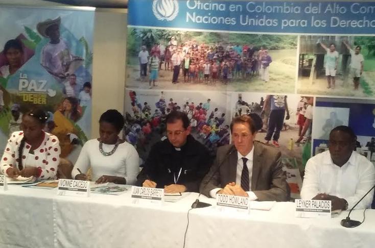 Llaman a implementar pacto entre gobierno colombiano y FARC-EP
