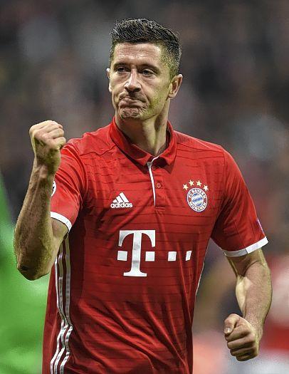 Robert Lewandowski amplía su contrato con el Bayern Múnich ...