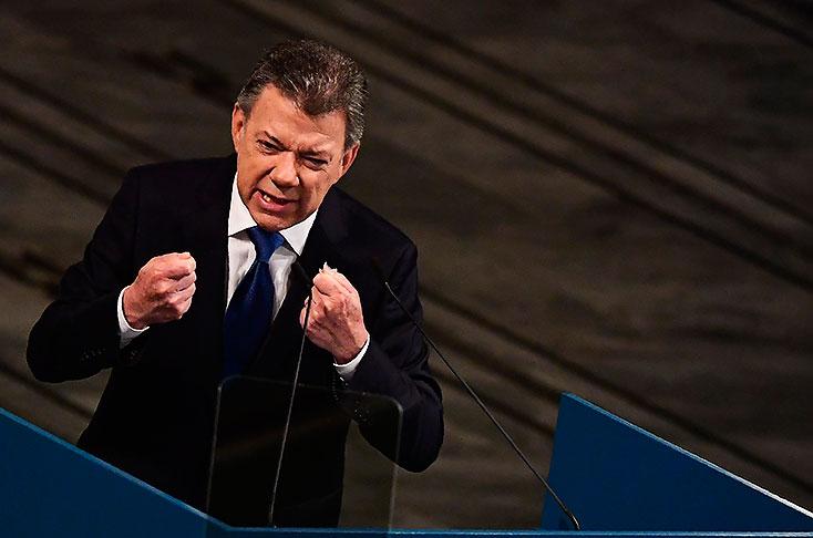 Trump y Santos se entrevistarán en unos meses, avanza embajador colombiano