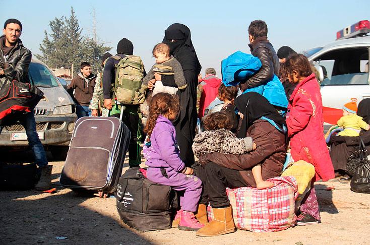 Rebeldes concluyen ataques en Alepo