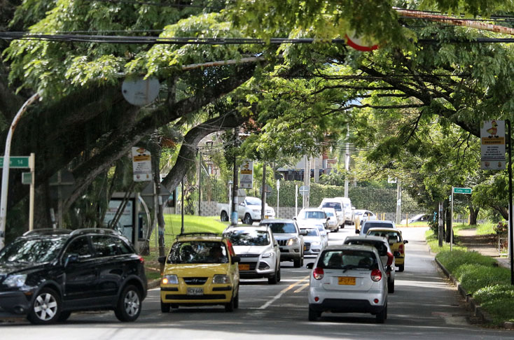Incertidumbre en ciudad jard n por cambios viales en el for Aviatur cali ciudad jardin