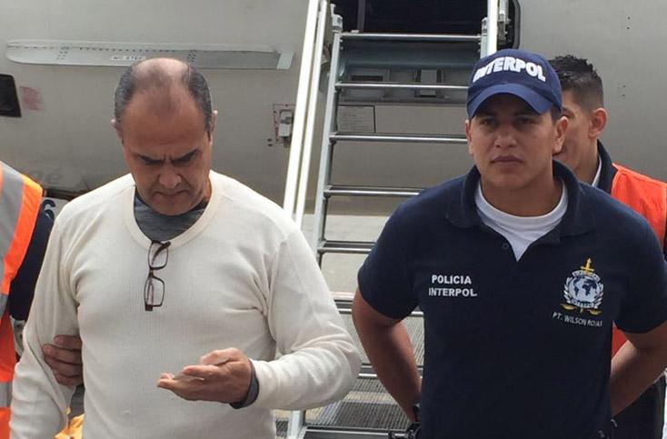 Fue deportado coautor del homicidio de Orlando Sierra